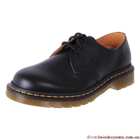 School Shoes - Comments Dr. Martens 1461Z Oxfords Black Smooth Men's - Kids JW024481
