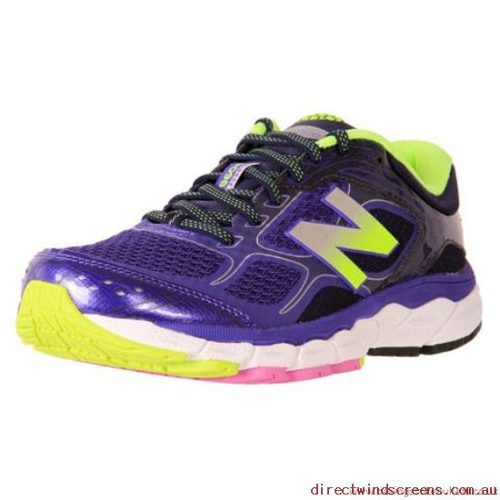 9e2e2d2a02dce School Shoes - Hot Sale Online New Balance W860Bb6 Stability Running  Blue/Purple - Kids