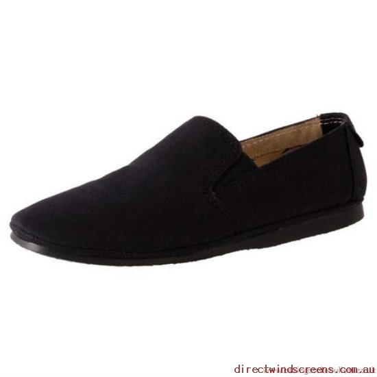 School Shoes - Wholesale Windsor Smith Rip Black - Kids UA687543