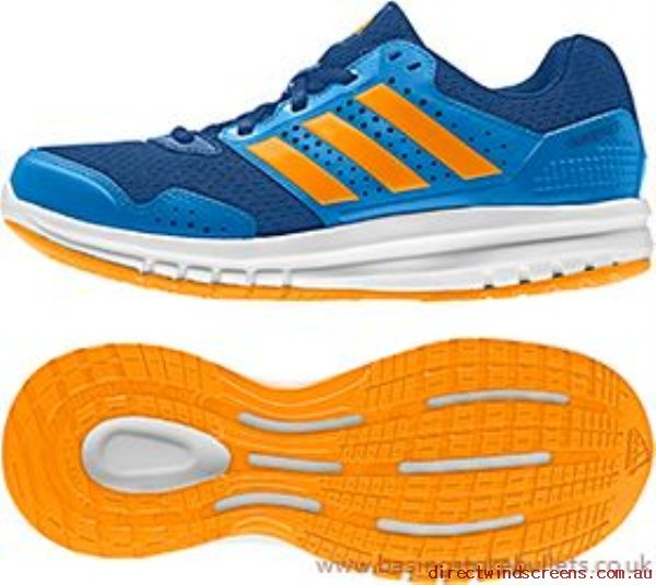 Sneakers & Sports - Designed Adidas Adidas Duramo 7 Boys Junior Running Shoe - Last Pair - Kids OD340196