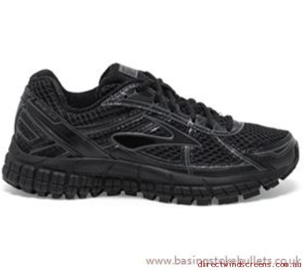 Sneakers & Sports - cheap price Brooks Brooks Adrenaline Gts Junior - Black - Kids IW018546