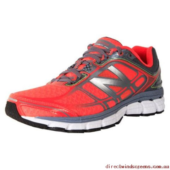 ALL MEN's SHOES - Official New Balance M860Bg5 Stability Running Flame/Grey 4E - Mens VI605492