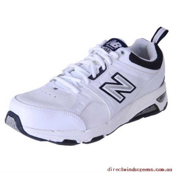 ALL MEN's SHOES - On-line shop New Balance Mx857Wn White 2E, 4E, 6E - Mens HE426041