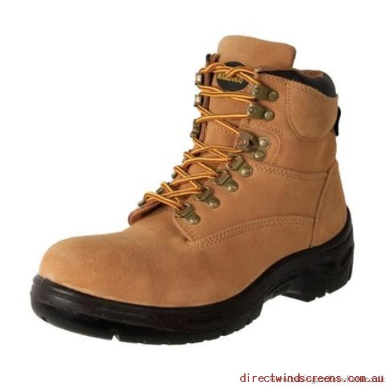 Casual Shoes - Store Woodlands Safety Boot Darwin Wheat - Mens KX135435