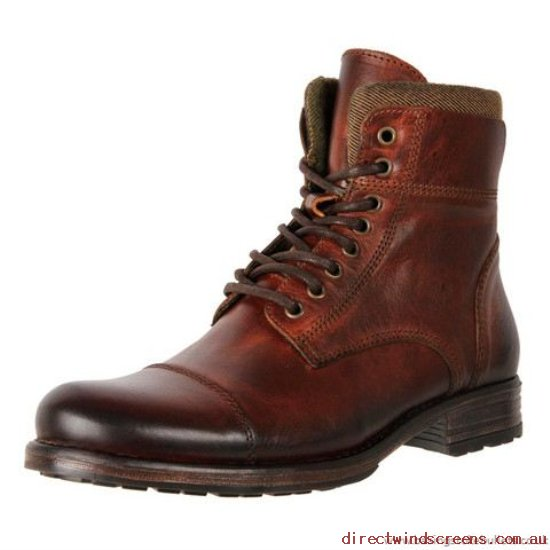 European Shoes - Be fashionable Windsor Smith Feverr Cognac - Mens WA126963