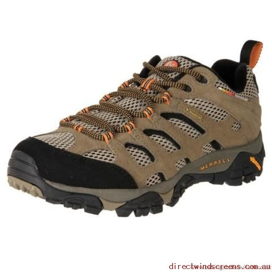Hiking Shoes - Authorization Merrell Moab Gore-Tex Waterproof J87107 Walnut - Mens YT498077