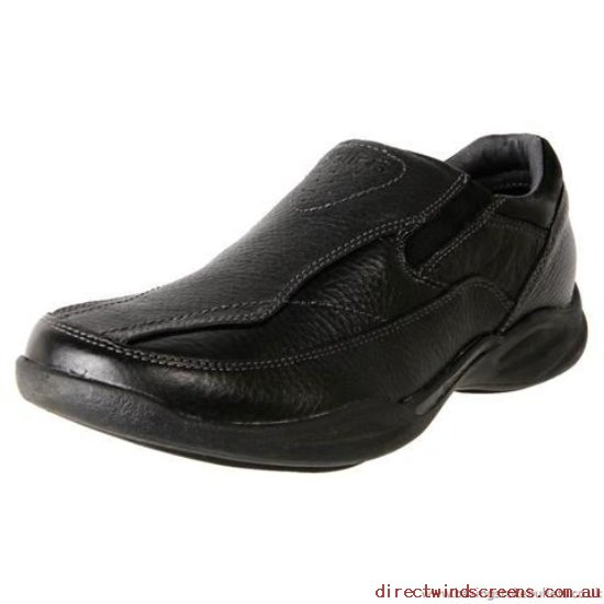 Loafers - For Sale Slatters Relax Men's Leather Casual Slip On Shoe Black - Mens AK174173