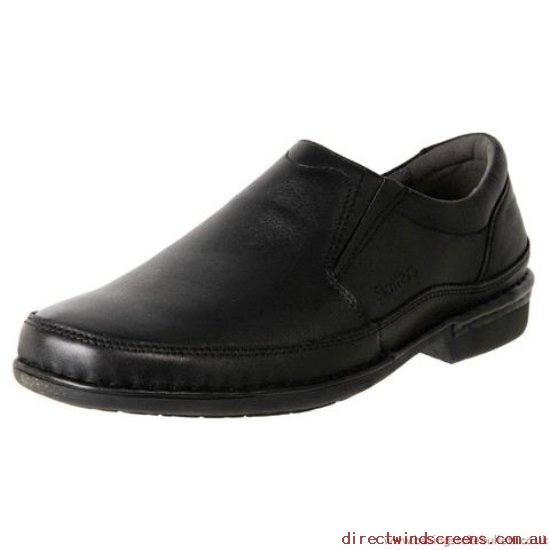 Loafers - cheap Slatters Bounce Black - Mens SF341866