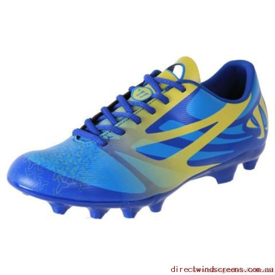 Sneakers & Sports - Recently Warrior Smigchbl Footy Boots Blue Multi - Mens CR175397