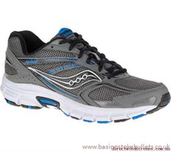 Sneakers & Sports - Shop Starting Line Saucony Saucony Mens Grid Cohesion 9 - Mens AC333890