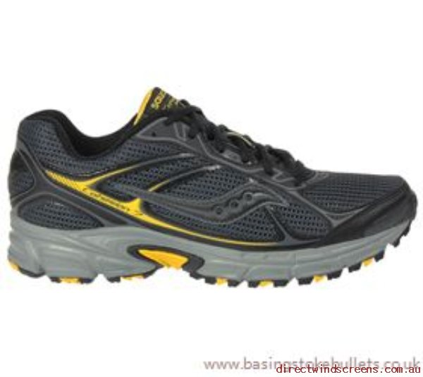 Sneakers & Sports - Store Saucony Saucony Mens Cohesion Tr 7 - Trail Running - Mens LC669372