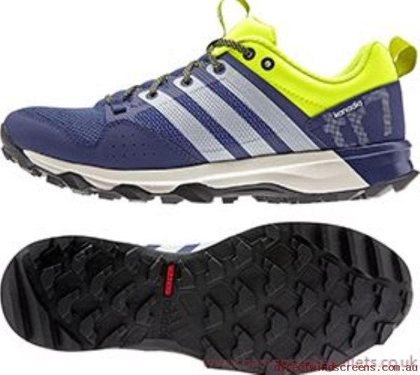 Sneakers & Sports - news Adidas Adidas Mens Kanadia 7 Tr Running Shoe - Mens YO435892