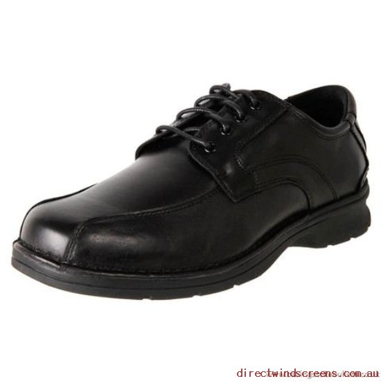 Wide Shoes - Lowest price Slatters Lithgow Black - Mens VG930515