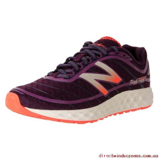 f053bfd7bd0 Casual Shoes - Hot Sale Online New Balance Neutral Running Fresh Foam  Boracay Imperial With Flame - Women VT028894