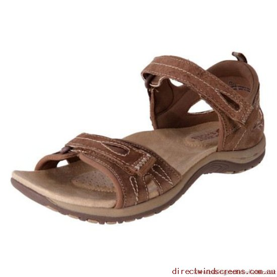 Comfort Shoes - Factory Sale Planet Shoes Women's Leather Casual Comfort Sandal Pace Brown - Women VY795694