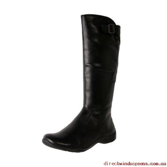 Comfort Shoes - Online No Sales Tax Planet Shoes Women's Leather Comfort Casual Tall Boot Spire-Ii Black - Women UT728771