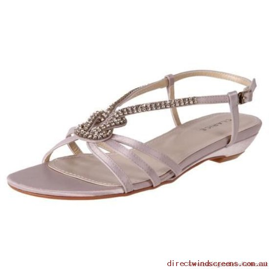 Flats - Lowest price Clarice Sadie Silver - Women HT157512