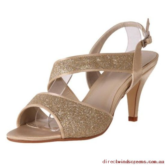 Heels - Cheap supply Clarice Blair Champagne - Women YX109052