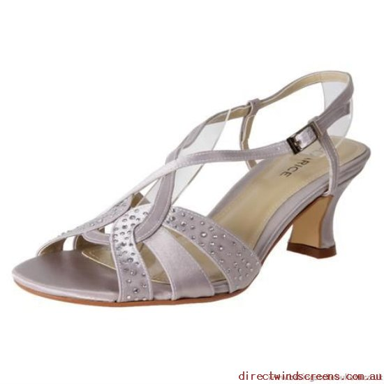 Heels - good Clarice Cilla Silver - Women LY636344