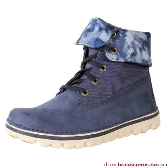 Hiking Shoes - For Sale Timberland Women's Brookton Fabric Roll-Top A14Dk Navy - Women AS808481