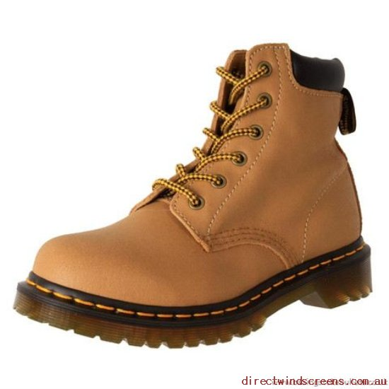Hiking Shoes - online Spain Dr. Martens Core 939 6 Eye Hiker Boot 16755220 Tan/Black - Women FB599106