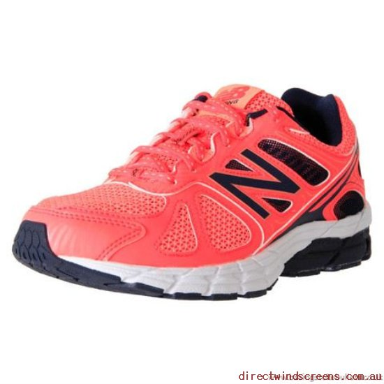 Orthotic Friendly Shoes - Store New Balance W670Ro1 Cushioning Running Pink/Black - Women GL064907