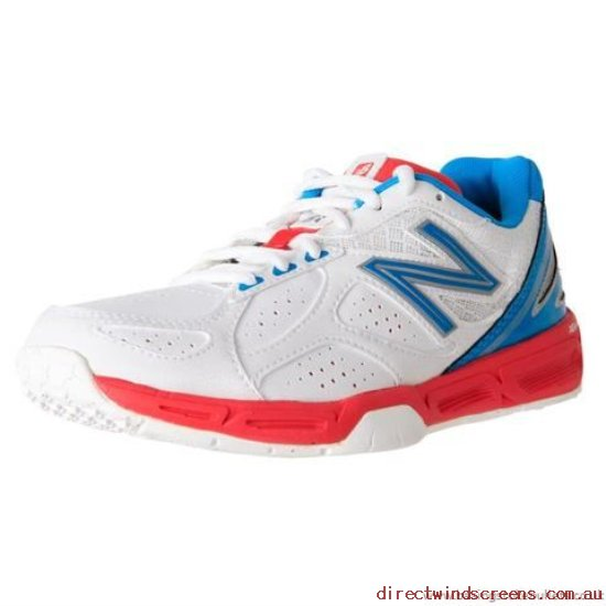 Orthotic Friendly Shoes - Store New Balance Wn1100R2 Cushioning White/Blue - Women RN412804