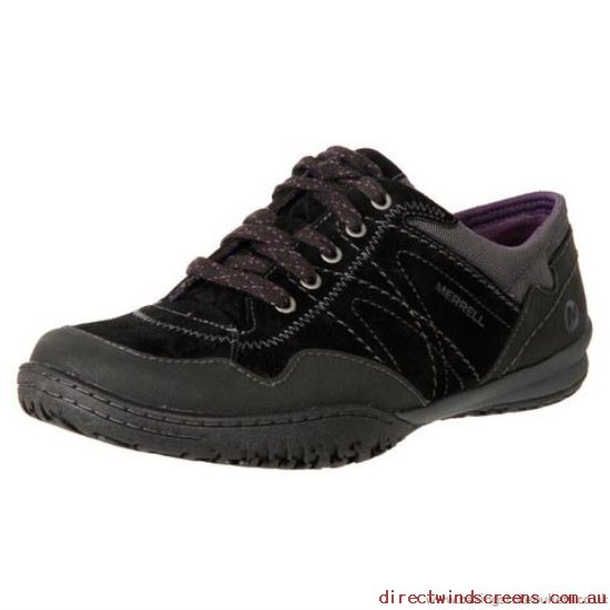 Sneakers & Sports - For Sale Merrell Albany Lace Black - Women FO370647