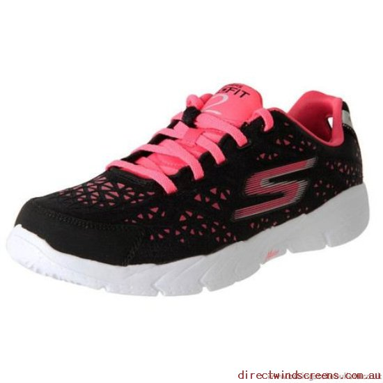 Sneakers & Sports - Store Skechers Go Fit 2 Presto 13923 Black/Hot Pink - Women FH013672