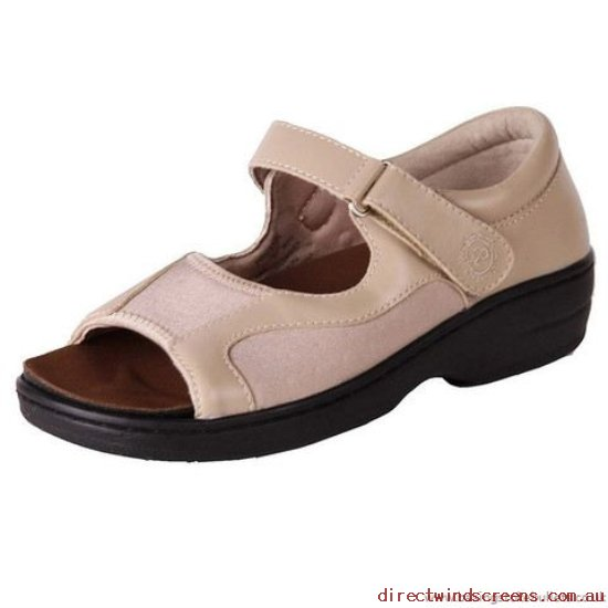 Wedges - On-line shop Pure Comfort Prussia Sand - Women NQ166848