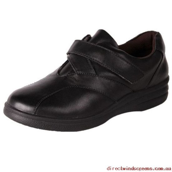 Wide Shoes - For Sale Pure Comfort Saturn Black - Women PK654195