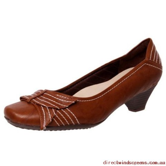 Work & Duty Shoes - Points Of Sale For Sale Piccadilly 320069 Super Cushioned Foot Bed - Brown - Women WH196851